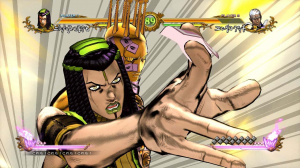 JoJo's Bizarre Adventure All Star Battle : Un patch Day 1