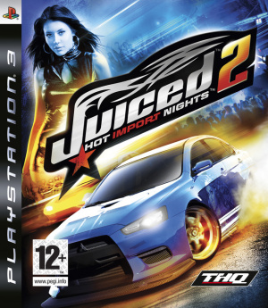 Juiced 2 : Hot Import Nights sur PS3
