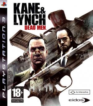 Kane & Lynch : Dead Men sur PS3