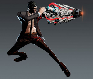Killer is Dead : Galerie de personnages