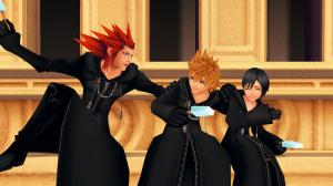 Kingdom Hearts 1.5 HD Remix s'illustre