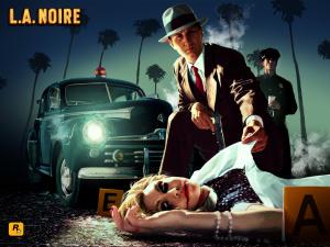 Images de L.A Noire