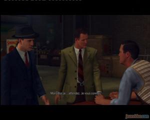 Solution Complète : Chapitre 3 : Brigade criminelle