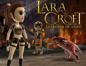 Lara Croft se fait patcher