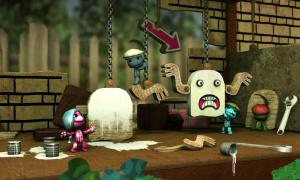 LittleBigPlanet : 725 000 niveaux dans la nature