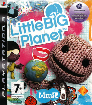 Jaquette de LittleBigPlanet