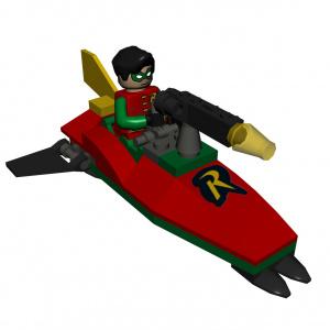 Encore quelques véhicules pour Lego Batman