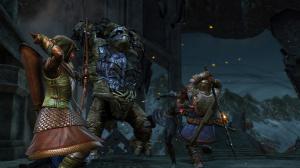GC 2011 : Images de Le Seigneur des Anneaux - La Guerre du Nord
