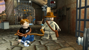 GC 2009 : Images de Lego Indiana Jones 2