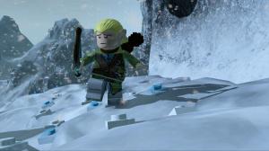 GC 2012 : Images de Lego Le Seigneur des Anneaux