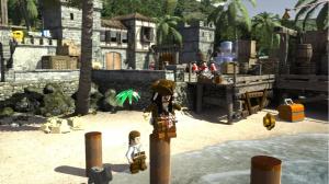 Lego Pirates des Caraîbes : Le Jeu Vidéo
