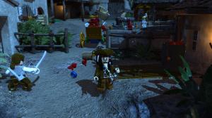 Images de Lego Pirates des Caraïbes : Le Jeu Vidéo