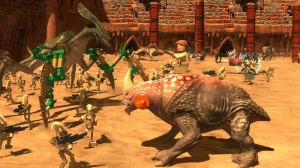 Quelques infos sur Lego Star Wars III : The Clone Wars