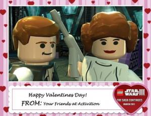 Lego Star Wars III : Han Solo et Leia en seront