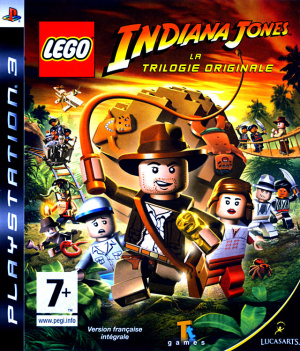 LEGO Indiana Jones : La Trilogie Originale sur PS3