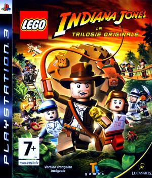 LEGO Indiana Jones : La Trilogie Originale sur PS3