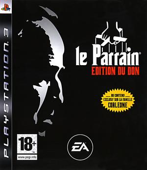 Le Parrain : Edition du Don sur PS3