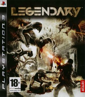 Legendary sur PS3