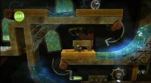 LittleBigPlanet: 6 millions de niveaux créés