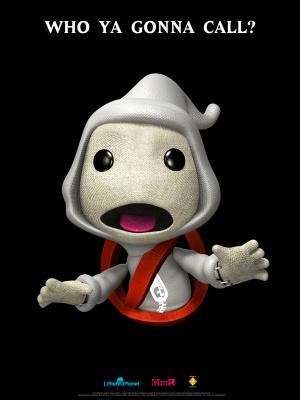 Ghostbusters dans LittleBigPlanet