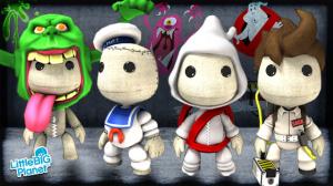 LittleBigPlanet : les costumes S.O.S. Fantômes