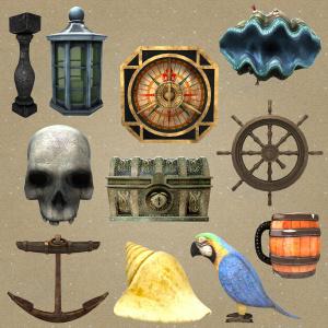Pirates des Caraïbes dans LittleBigPlanet