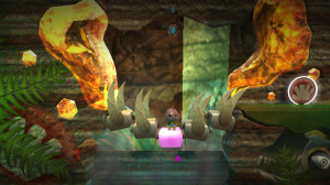 LittleBigPlanet : Sackboy's Prehistoric Moves en décembre sur PSN