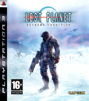 Lost Planet : Extreme Condition sur PS3