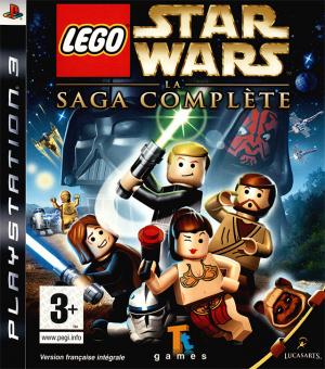 LEGO Star Wars : La Saga Complète sur PS3