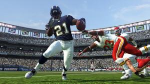 Images : Madden NFL 07 attrape le ballon