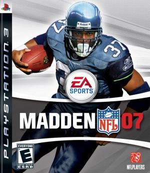 Madden NFL 07 sur PS3