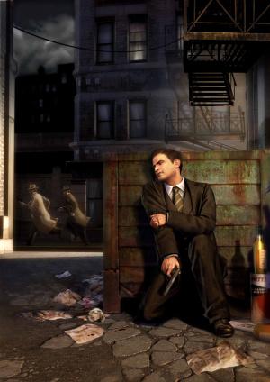 Mafia II en deux artworks