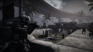 MAG : Massive Action Game - GC 2009