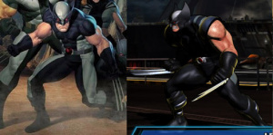 Les costumes alternatifs de Capcom vs Marvel 3