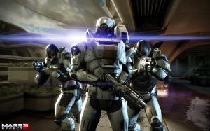 Images de Mass Effect 3