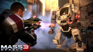 Mass Effect 3 sera plus difficile que les précédents