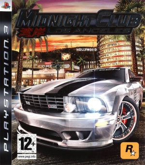 Midnight Club : Los Angeles sur PS3