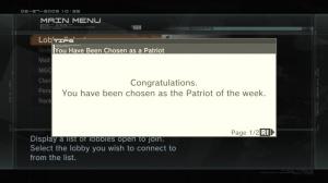 Encore du contenu pour Metal Gear Online
