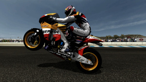 GC 2008 : Images de MotoGP 08