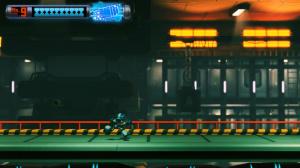 Mighty n°9 : Des screens de l'alpha