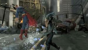 GC 2008 : Mortal Kombat vs DC Universe