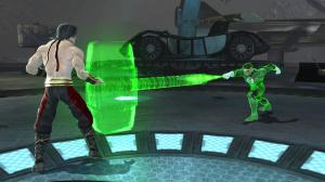 GC 2008 : Images de Mortal Kombat vs DC Universe
