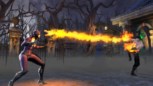 GC 2008 : Images de Mortal Kombat vs DC Universe