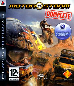 MotorStorm Complete sur PS3