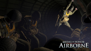 Images : Medal of Honor Airborne largue ses hommes