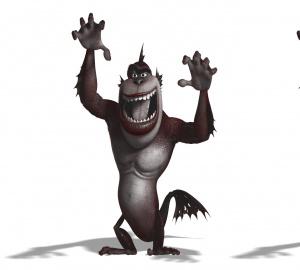 Images de Monstres contre Aliens