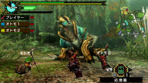 Une unique image pour Monster Hunter Portable 3rd HD