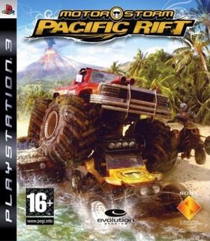 MotorStorm Pacific Rift sur PS3