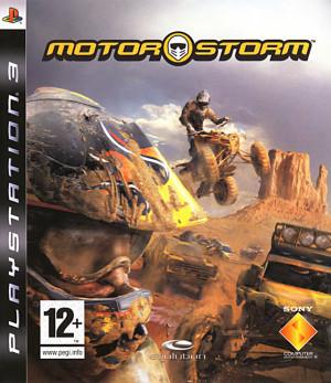 MotorStorm sur PS3