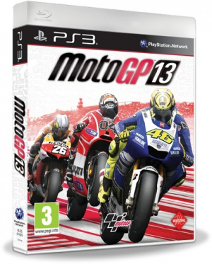 Des jaquettes pour MotoGP 13